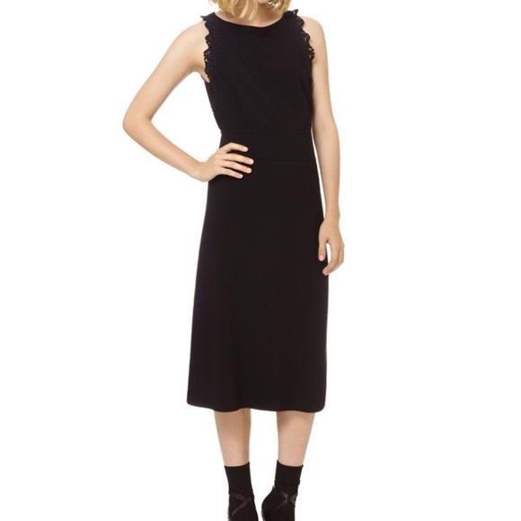 Aritzia Dresses & Skirts - NWT Aritzia Wilfred Black Midi dress sz 4~$165